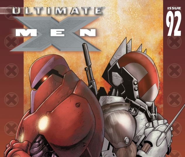 Ultimate X-Men (2001) #92