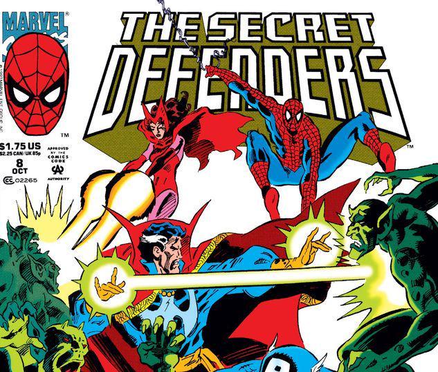 Secret Defenders #8