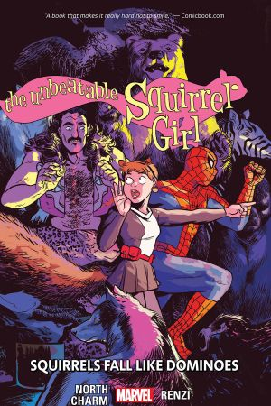 The Unbeatable Squirrel Girl Vol. 9: Squirrels Fall Like Dominoes (Trade Paperback)
