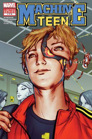 Machine Teen #1