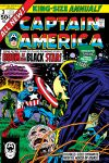 CAPTAIN AMERICA ANNUAL (1971) #4