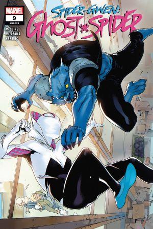 Spider-Gwen: Ghost-Spider #9