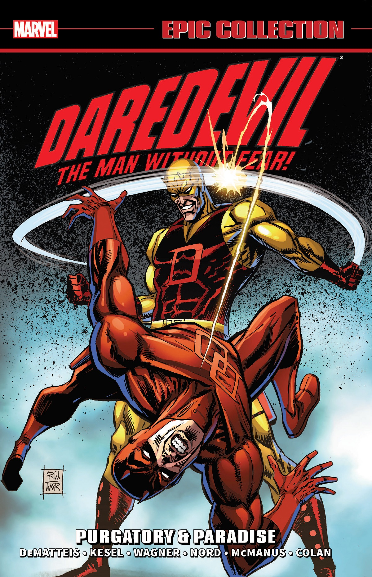 Daredevil Epic Collection: Purgatory & Paradise (Trade Paperback)