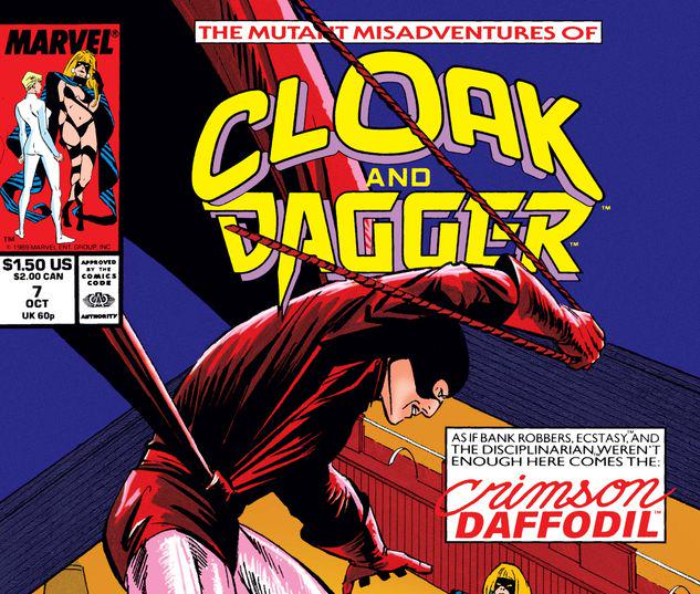 The Mutant Misadventures of Cloak and Dagger #7