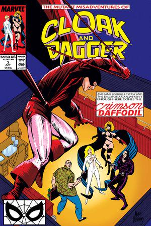 The Mutant Misadventures of Cloak and Dagger (1988) #7