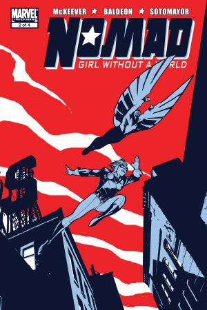 Nomad: Girl Without a World #2