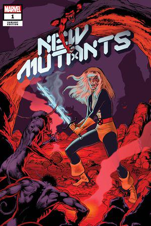 New Mutants (2019) #1 (Variant)