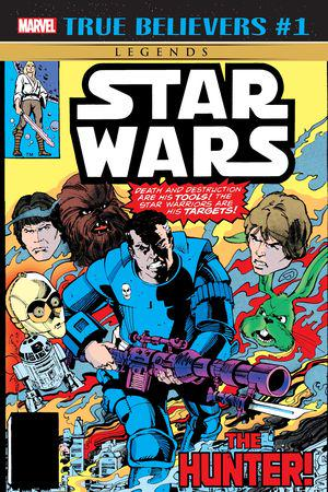 True Believers: Star Wars - The Hunter #1