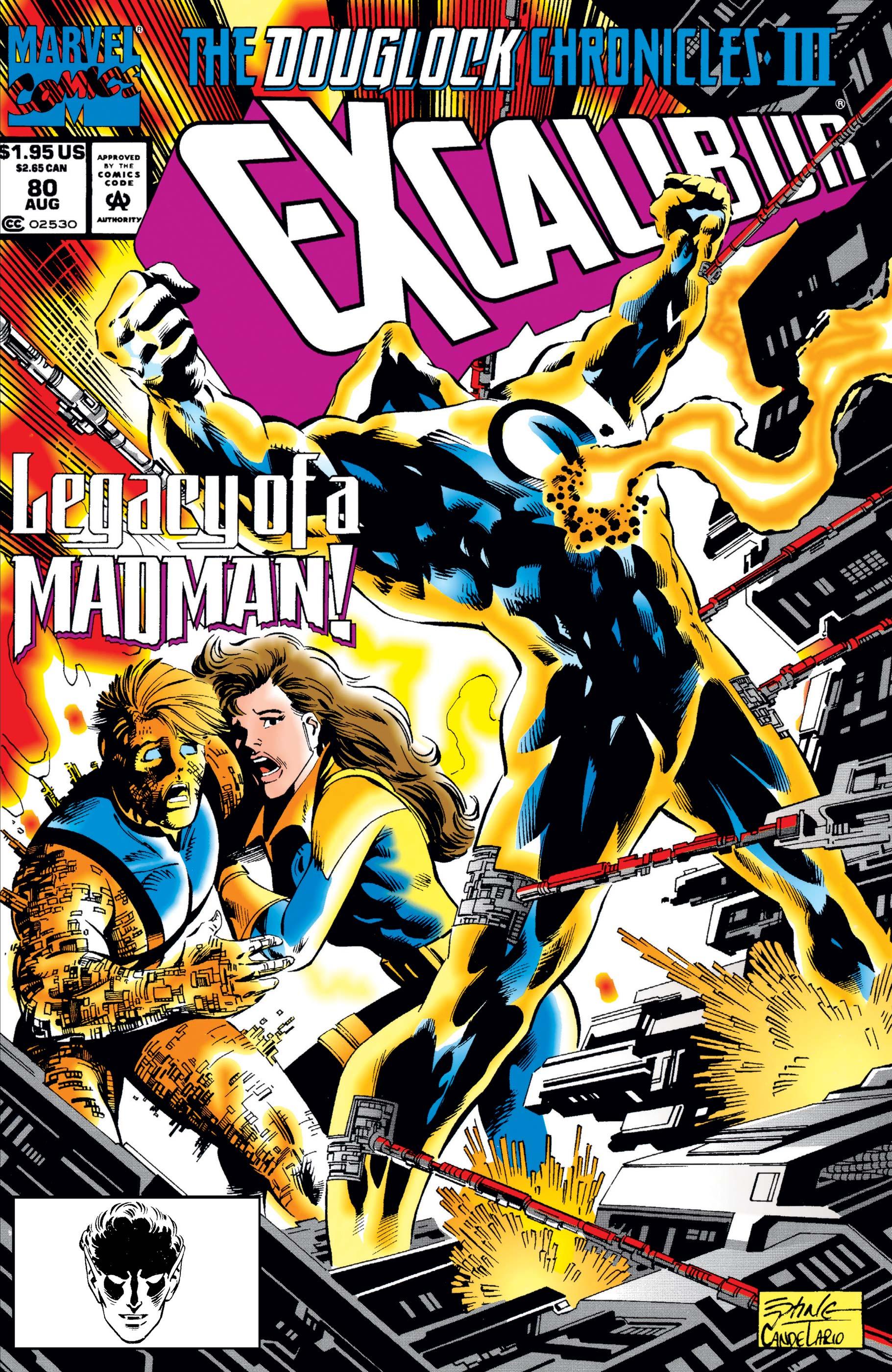 Excalibur (1988) #80
