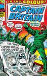 Captain Britain #19