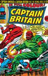 Captain Britain #18