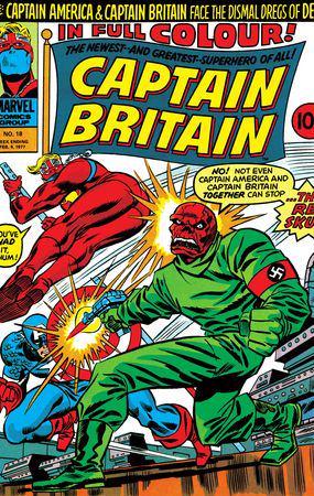 Captain Britain (1976) #18