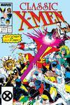 Classic X-Men #8
