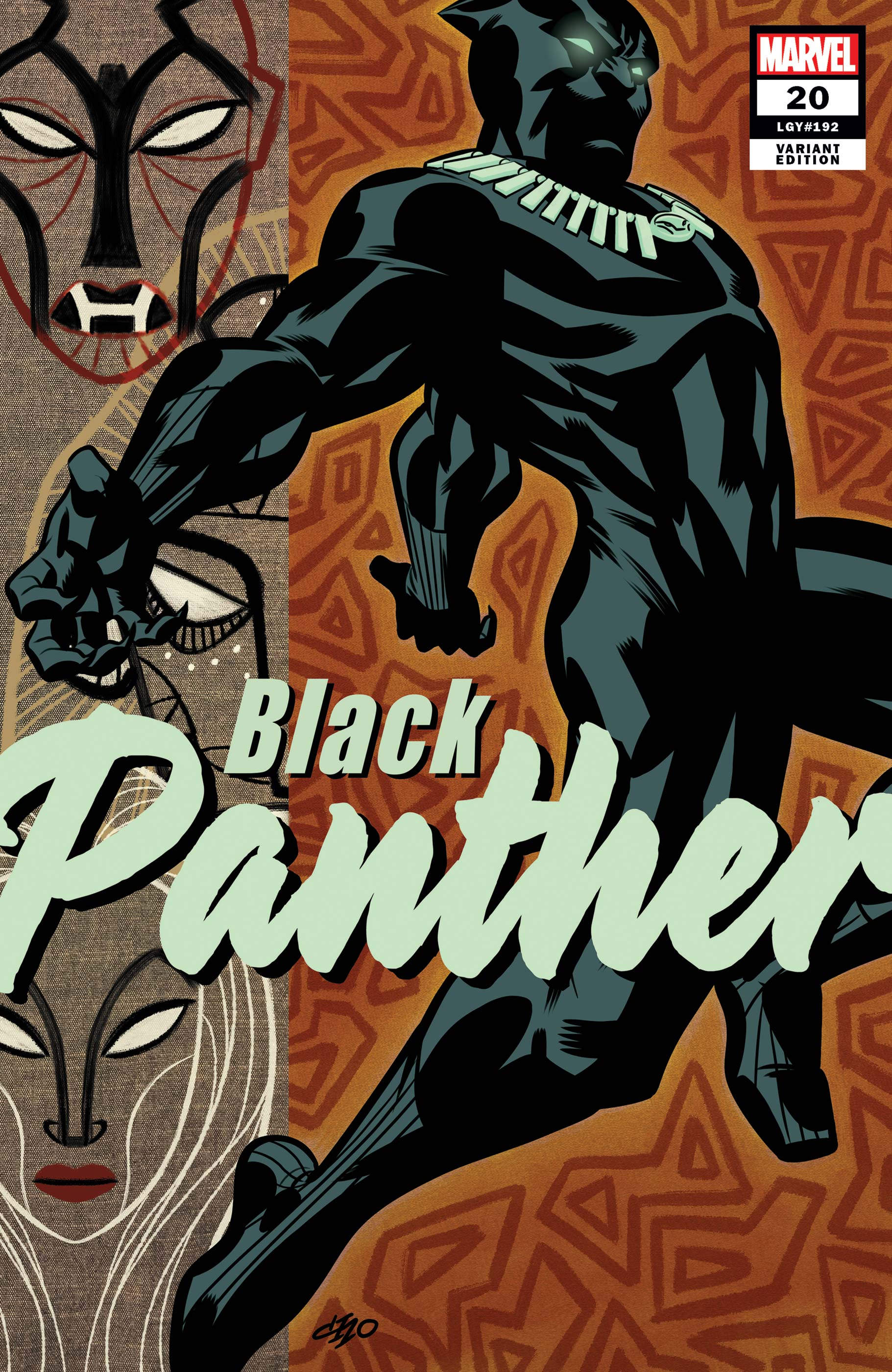 Black Panther (2018) #20 (Variant)