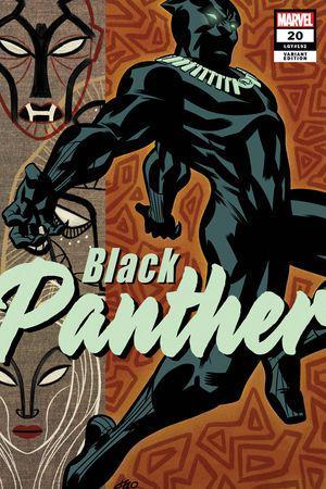 Black Panther #20  (Variant)