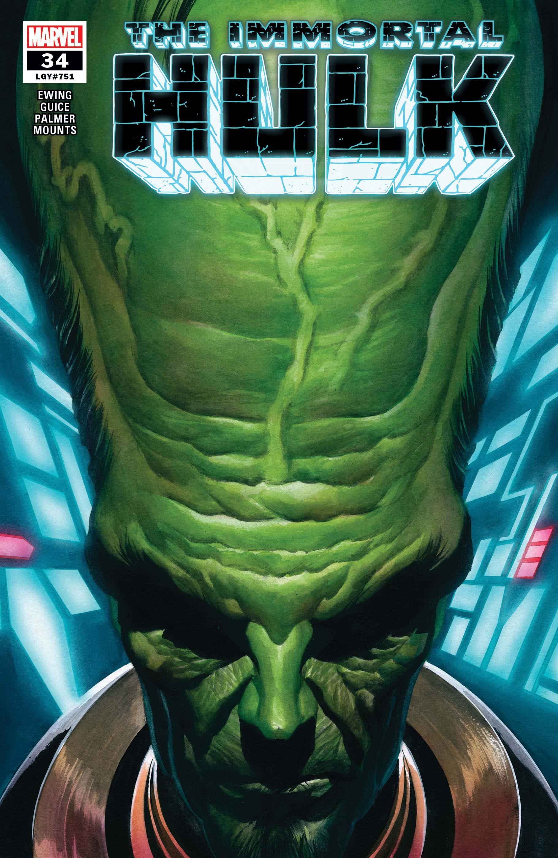 Immortal Hulk (2018) #34 | Comic Issues | Marvel