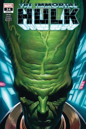 Immortal Hulk (2018) #34