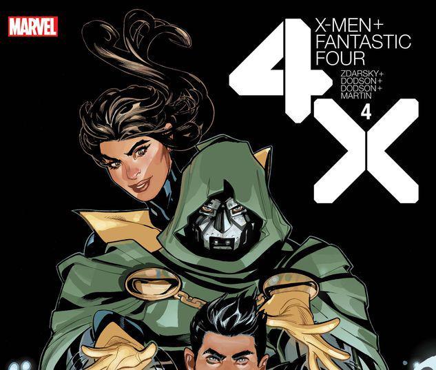 X-Men/Fantastic Four #4