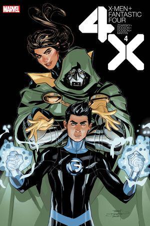 X-Men/Fantastic Four (2020) #4