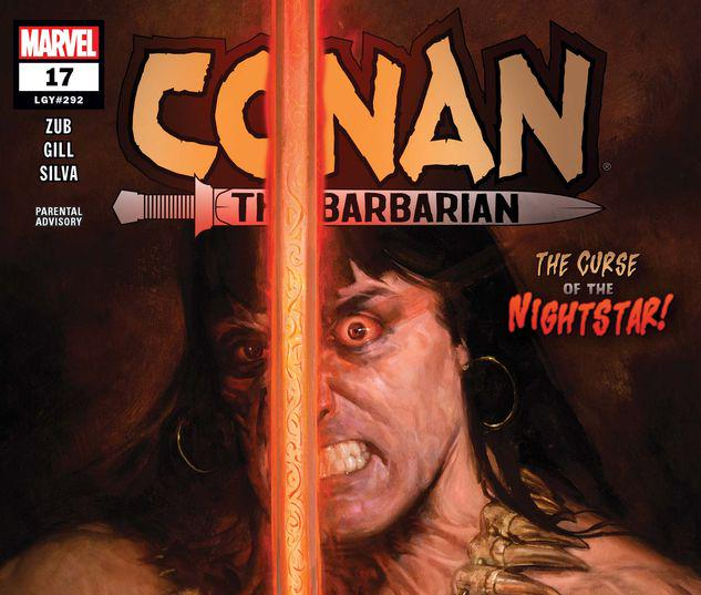 Conan the Barbarian #17