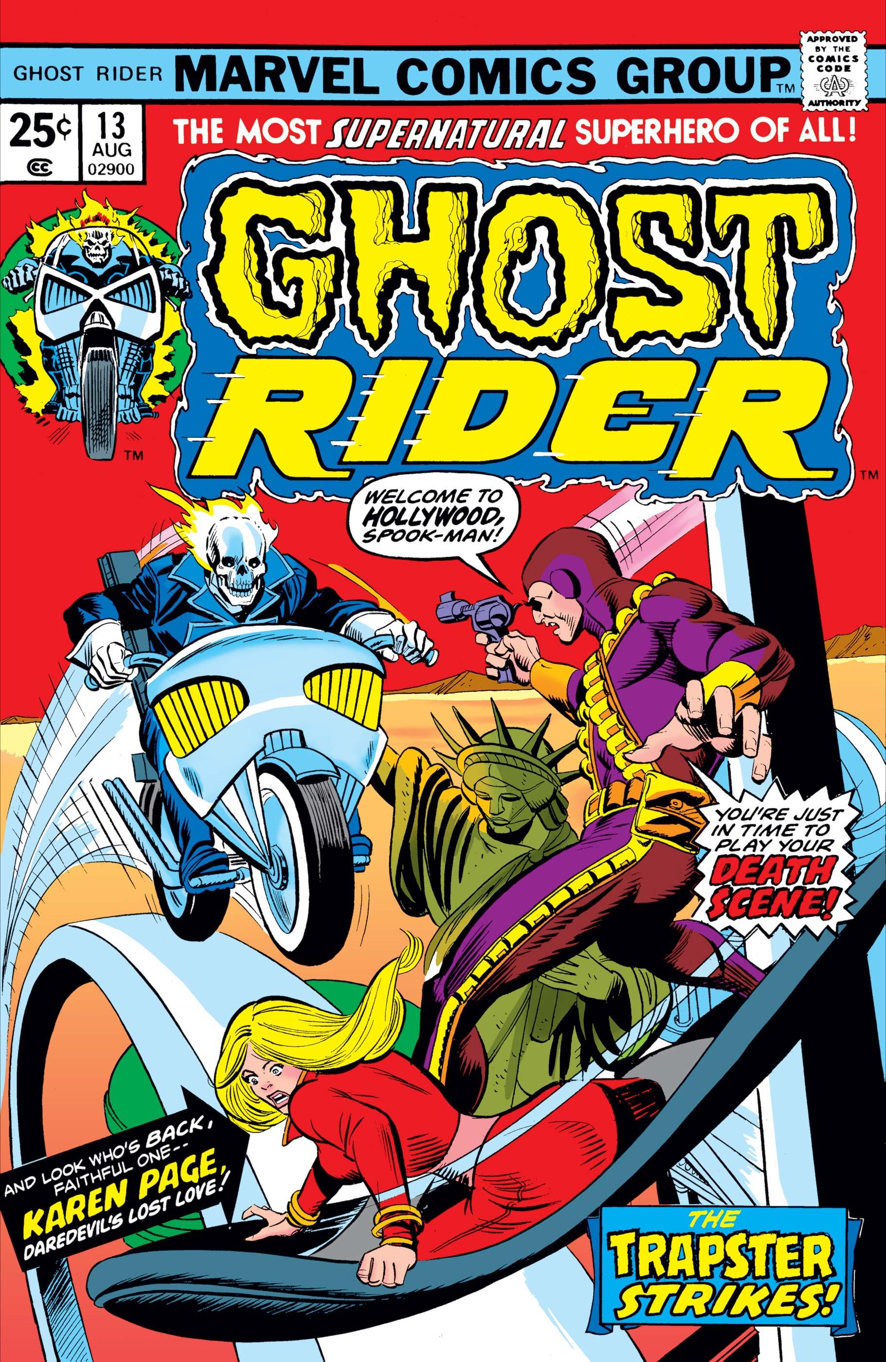 Ghost Rider (1973) #13