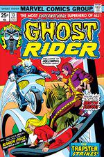 Ghost Rider (1973) #13 cover