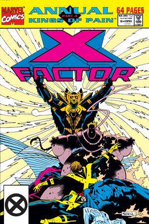 X-Factor Annual (1986) #6