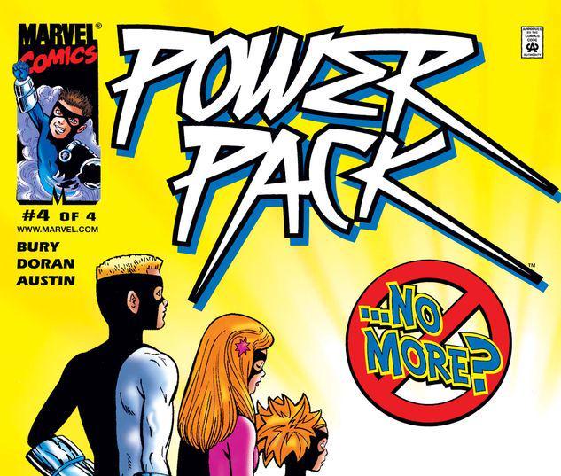 Power Pack #4