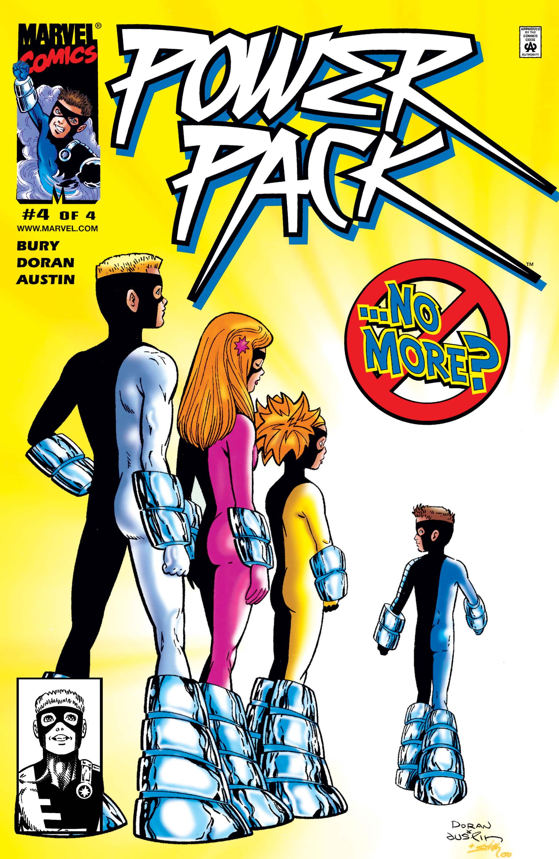 Power Pack (2000) #4