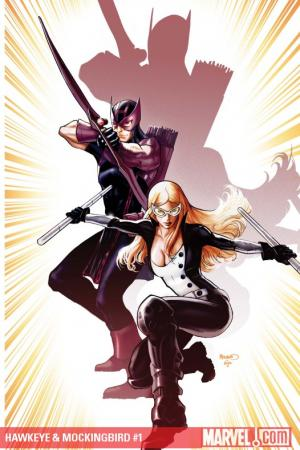Hawkeye & Mockingbird (2010)