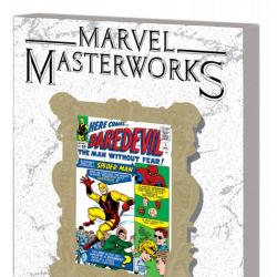Marvel Masterworks: Daredevil Vol. 1 Variant (Trade Paperback)