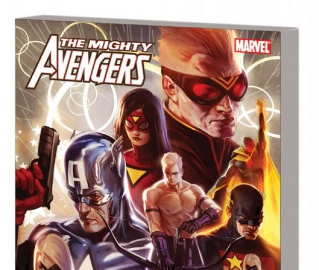 Mighty Avengers: The Unspoken (Trade Paperback)