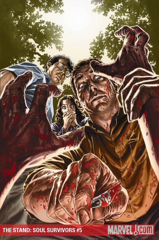 The Stand: Soul Survivors (2009) #5