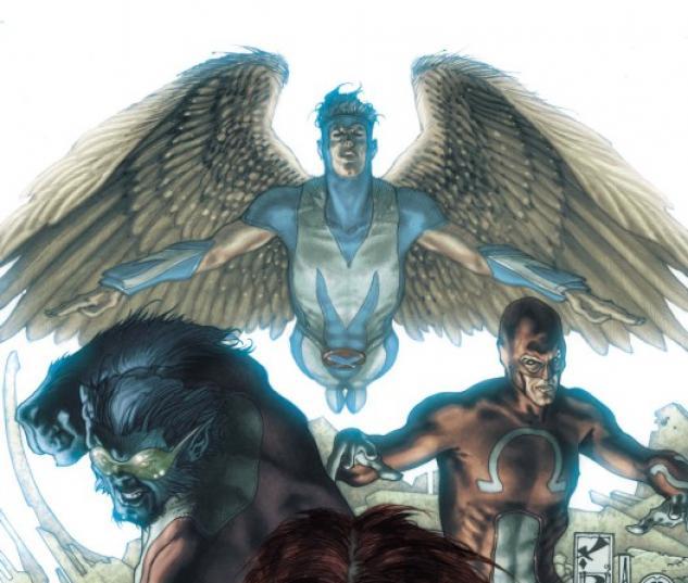 DARK X-MEN #1 Cover