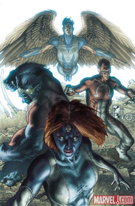 Dark X-Men (2009) #1