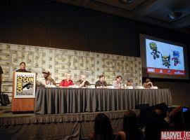 """LittleBigPlanet"" Iron Man, Wolverine, and Captain America skins"
