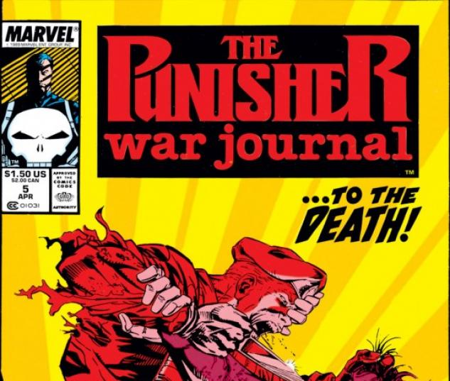 PUNISHER WAR JOURNAL #5