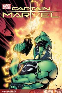 Captain Marvel (2002) #14