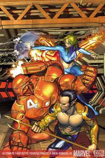 Ultimate Fantastic Four/Ultimate X-Men Annual #1