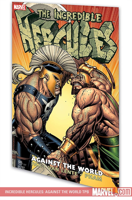 Incredible Hercules: Against the World (Trade Paperback)