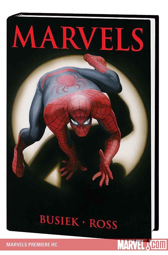 Marvels Premiere (Hardcover)