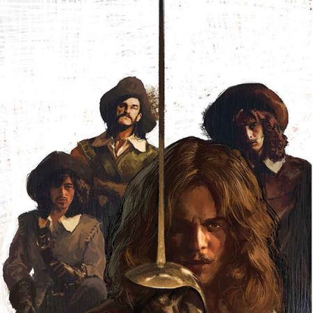 MARVEL ILLUSTRATED: THE THREE MUSKETEERS #1