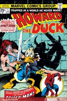 Howard the Duck (1976) #1
