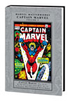 Marvel Masterworks: Captain Marvel Vol. 3 (Hardcover)