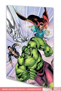 Marvel Adventures Hulk Vol. 2: Defenders Digest (Digest)