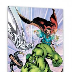 MARVEL ADVENTURES HULK VOL. 2: DEFENDERS DIGEST #0