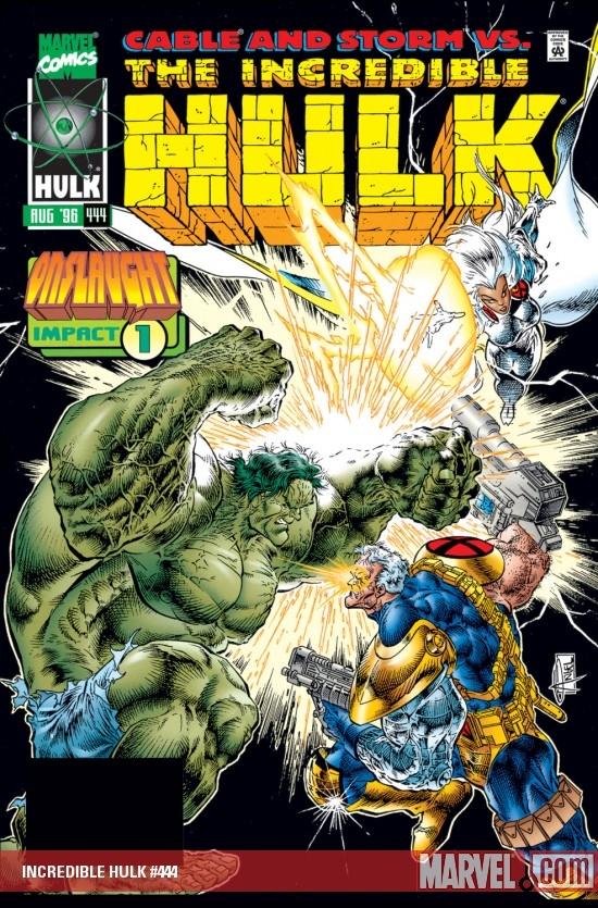 Incredible Hulk (1962) #444