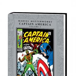 Marvel Masterworks: Captain America Vol. 4