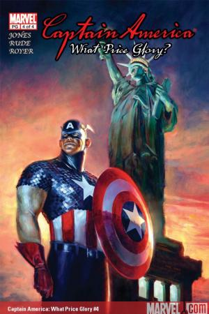 Captain America: What Price Glory? #4