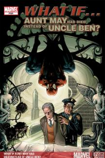 What If Aunt May Had Died Instead of Uncle Ben? #0